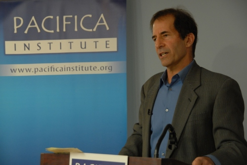 Jeff Gottlieb Speaking at Pacifica Institute, Los Angeles